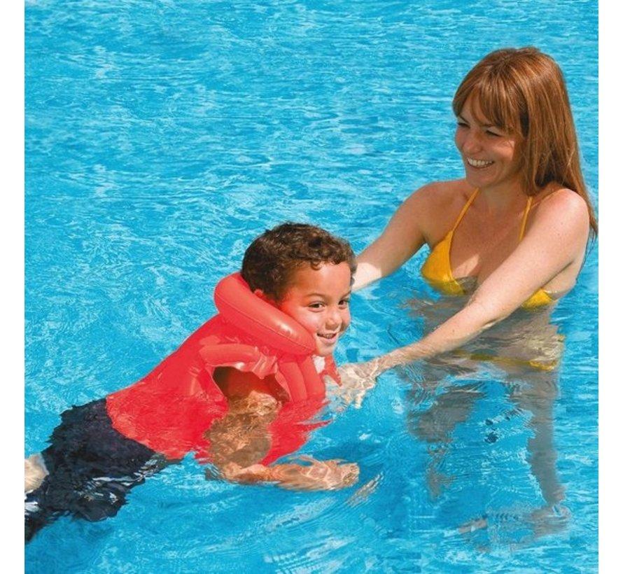 Zwemvest kind deluxe Intex: 3-6 jr