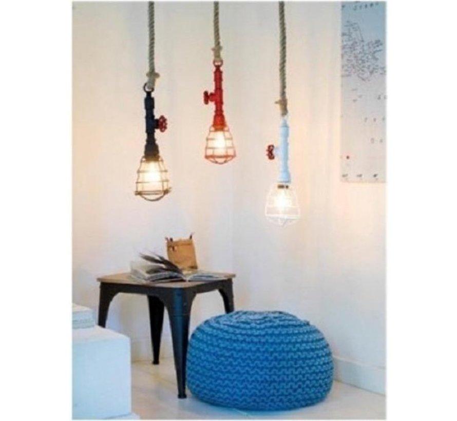Hanglamp - brandweerslang - pedant light