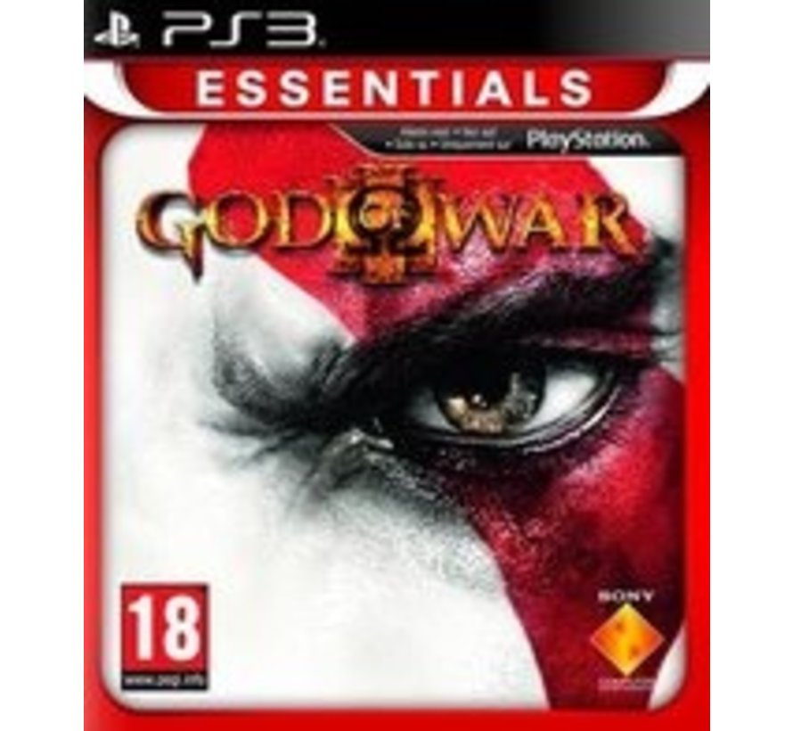 God Of War 3 - Essentials-Ausgabe