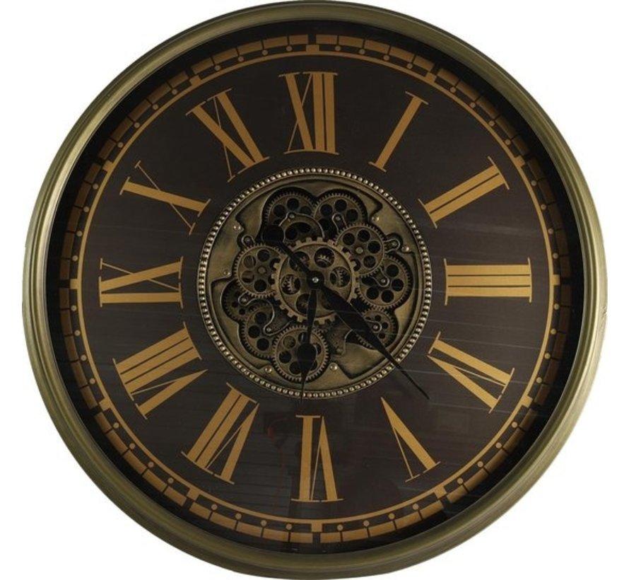 Clock um Thom L schwarz