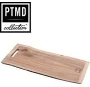 PTMD® Schneidebrett / Tray / Dekorative Plateau von Mango Holz 58 x 25 cm | Typ Myko Dicke 16 mm