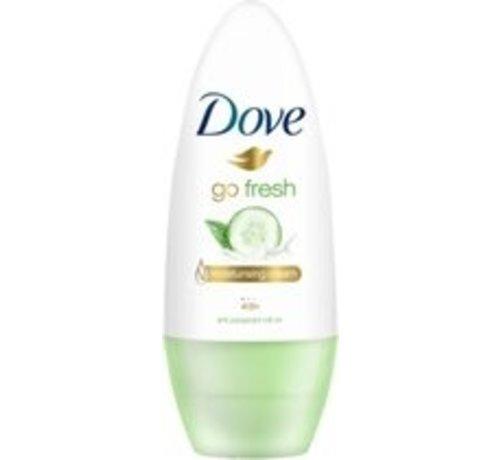 Dove Deodorant Roller Go Fresh Cucumber & Green Tea 50ml