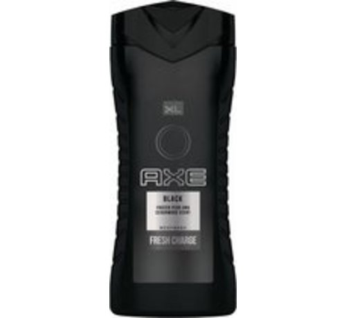 Black Ax Shower Gel 400ml