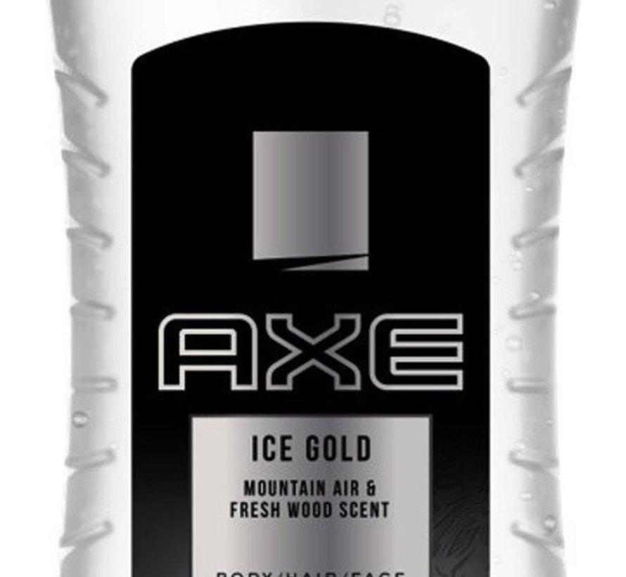 AX Showergel Ice Gold - 250 ml