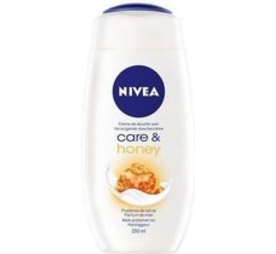 Nivea Crme de douche soin Care Honey 250ml
