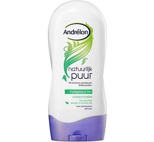Andrélon Conditioner - Zijdeglans & Zen 300 ml