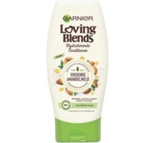 Garnier Loving Blends Amandel & Agave Conditioner - 250ml