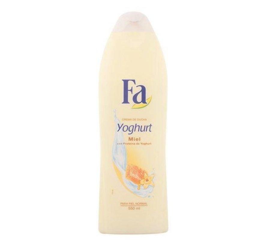 Fa - YOGHURT & HONEY shower cream 550 ml