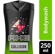 Ax Collision Fresh Graffiti Forest & Shower