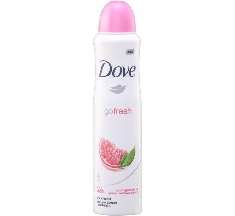Dove Granaatappel Deodorant Deospray - 250ml