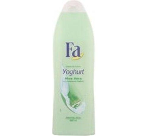 YOGHURT & ALOE gel cremoso de ducha 550 ml