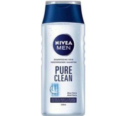 Nivea Pure Clean Shampoo - 250 ml