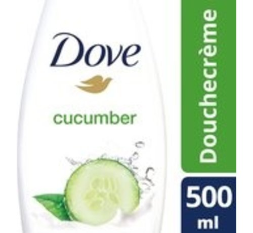 Dove Go Fresh Touch Women - 500 ml - Douche Gel