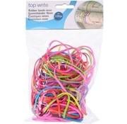 Dünne Bänder aus Neonfarben 130 pcs