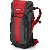 Hi-Tec backpack 50 liters - comfortable outdoor backpack including rain cover