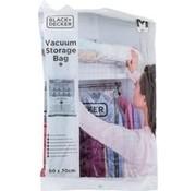 Black & Decker Vacuum storage bag 50 X 70 Cm Transparent