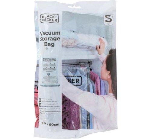 Black & Decker Vacuum storage bag 40 X 60 Cm Transparent