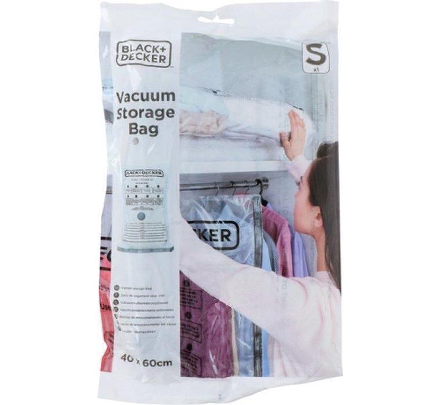Black & Decker Vacuüm Opbergzak 40 X 60 Cm Transparant