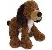 Take Me Home Hug Dog Junior 33 Cm Plush Brown