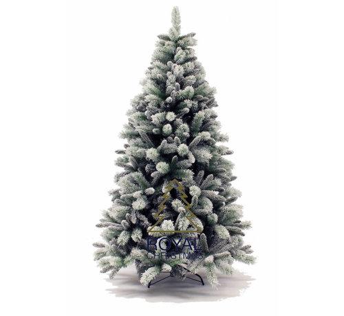 Royal Christmas Kunstkerstboom 180cm met sneeuw   model Clinton