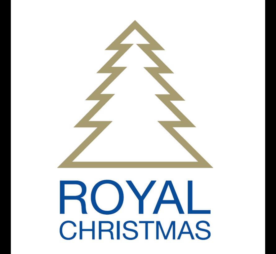 Kunstkerstboom Dakota - licht besneeuwd - 210 cm | Royal Christmas®