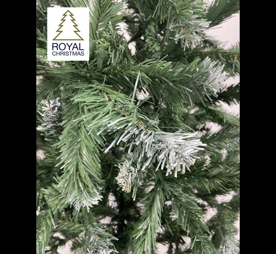 Kunstkerstboom Dakota - licht besneeuwd - 180 cm | Royal Christmas®