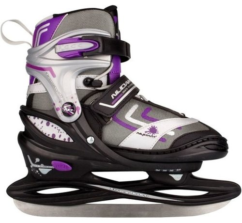 Nijdam Figure Skate 3175Zzp adjustable 38-41