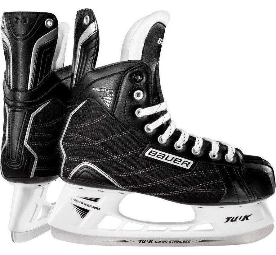 IJshockeyschaats Bauer Nexus 200 - Maat 47