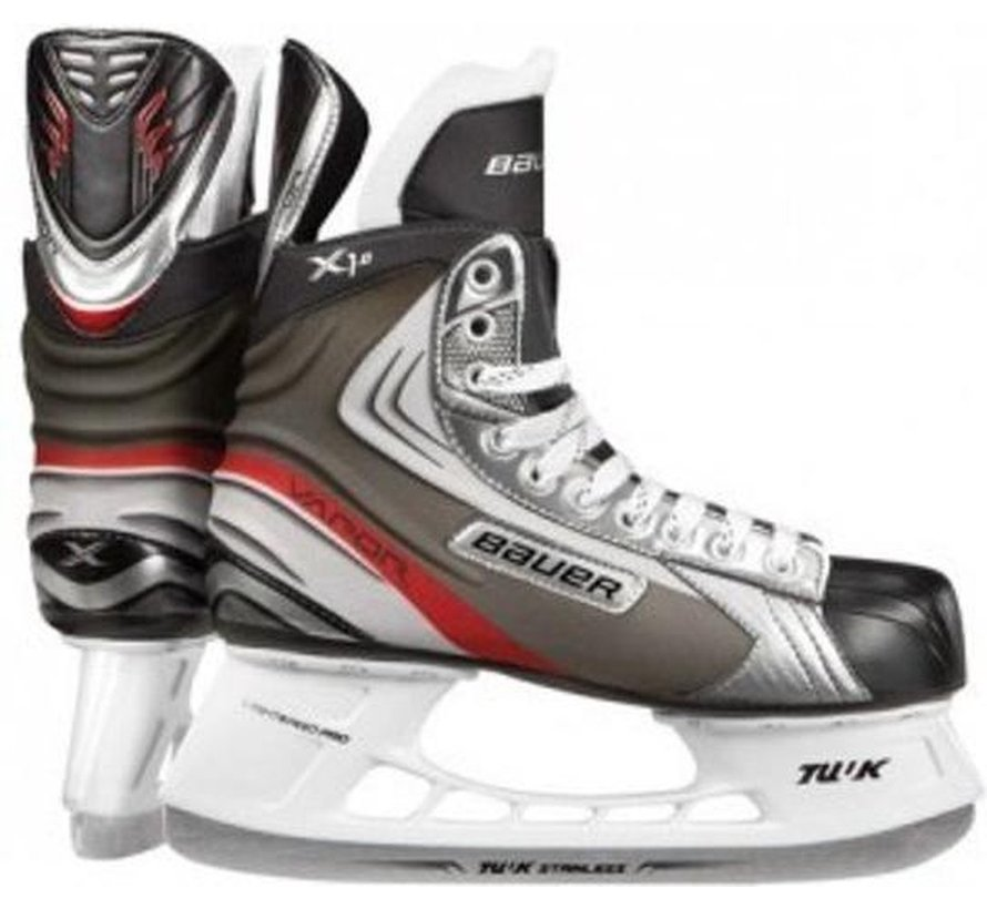 IJshockeyschaats Bauer Vapor  X1.0 - Maat 44.5
