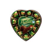 Schokolade im Herzen Besonders für Valentine