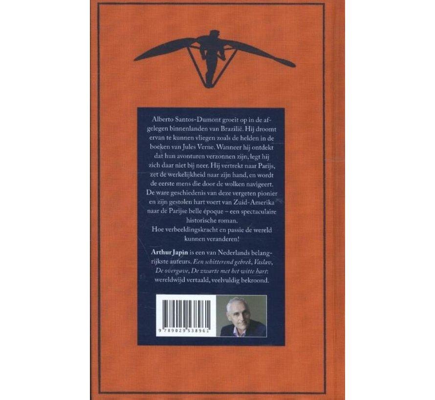 De gevleugelde van Arthur Japin   Hardcover van 320 pagina's