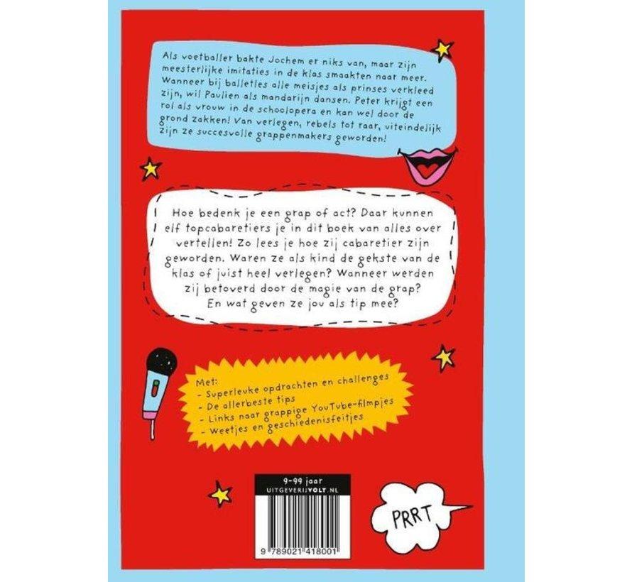 Grappenmakers van Nellerike de Voogd | Hardcover van 152 pagina's