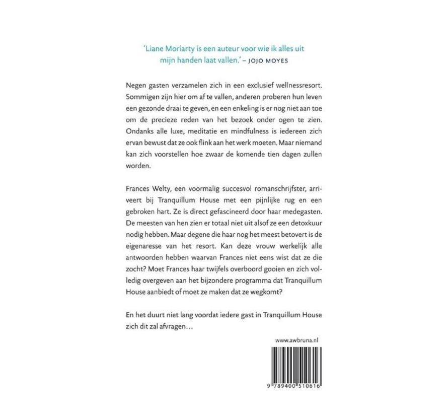 Neun perfekte Fremde Liane Moriarty   Paperback 400 Seiten