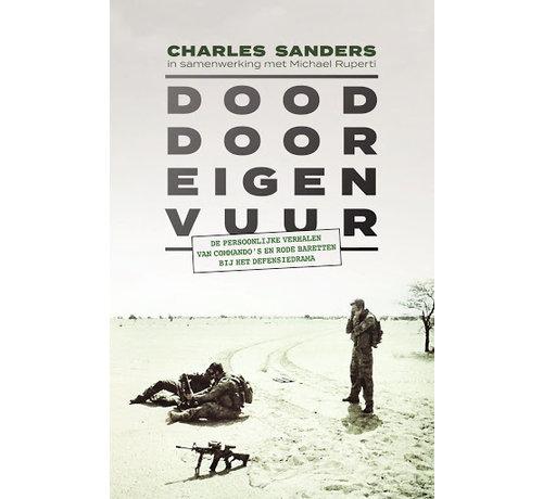 Der Tod von Charles Sanders friendly fire   Paperback, 192 Seiten