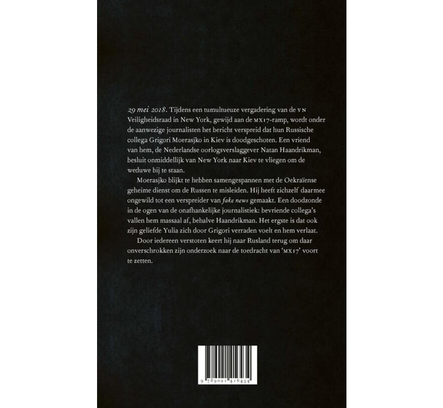 Mooi doodliggen van A.F.Th. van der Heijden | Hardcover van 368 pagina's