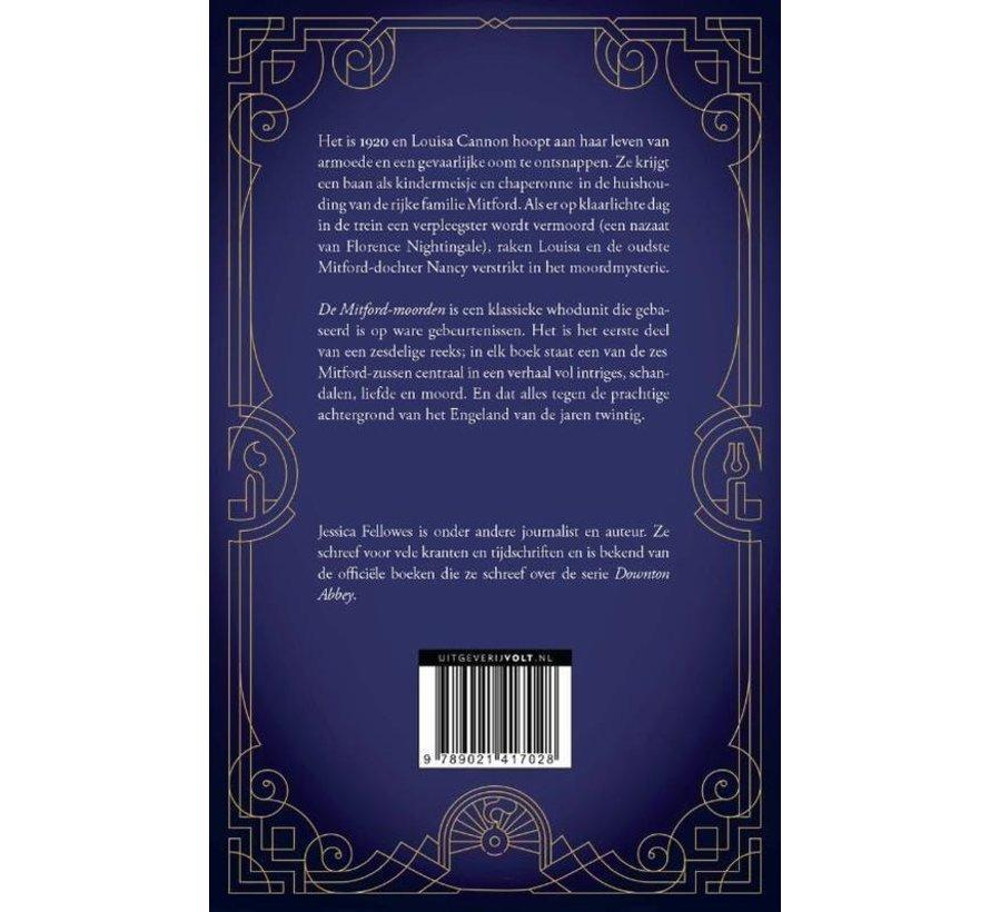 Die Mitford Morde - die Morde an Jessica Mitford-Fellowes | Paperback 376 Seiten