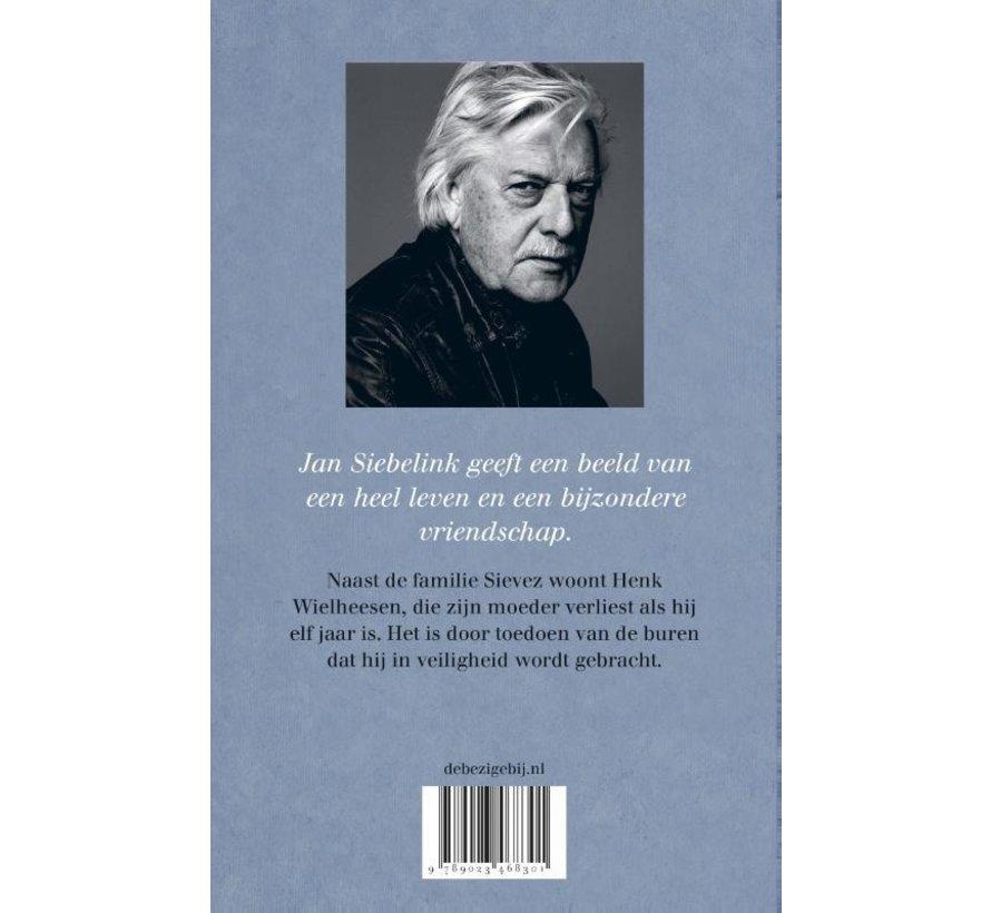 De buurjongen van Jan Siebelink   Hardcover van 272 pagina's
