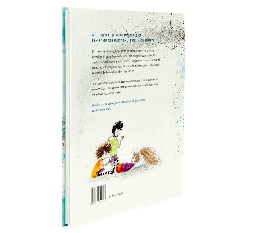 Spuitende slagaders en overstromende oceanen van Jesse Goossens | Hardcover van 92 pagina's