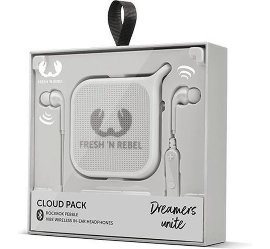Fresh 'N Rebel Ruby-Pack-Mono Wireless Speaker Grau