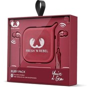 Fresh 'N Rebel Ruby Pack Mono Wireless Speaker Red