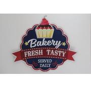 Decobord Bakery Fresh Tasty 28x25cm
