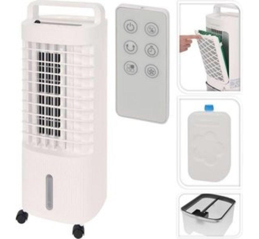 Aircooler Digitaal wit 3 liter