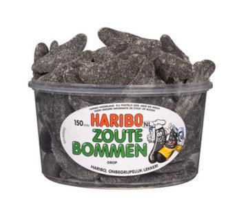 Haribo 150 stuks HARIBO Zoute Bommen