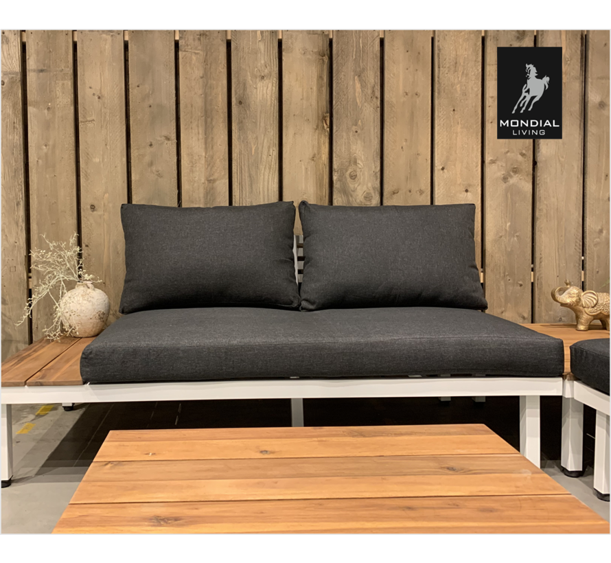4-persoons Loungeset Sierra | Incl. tafel