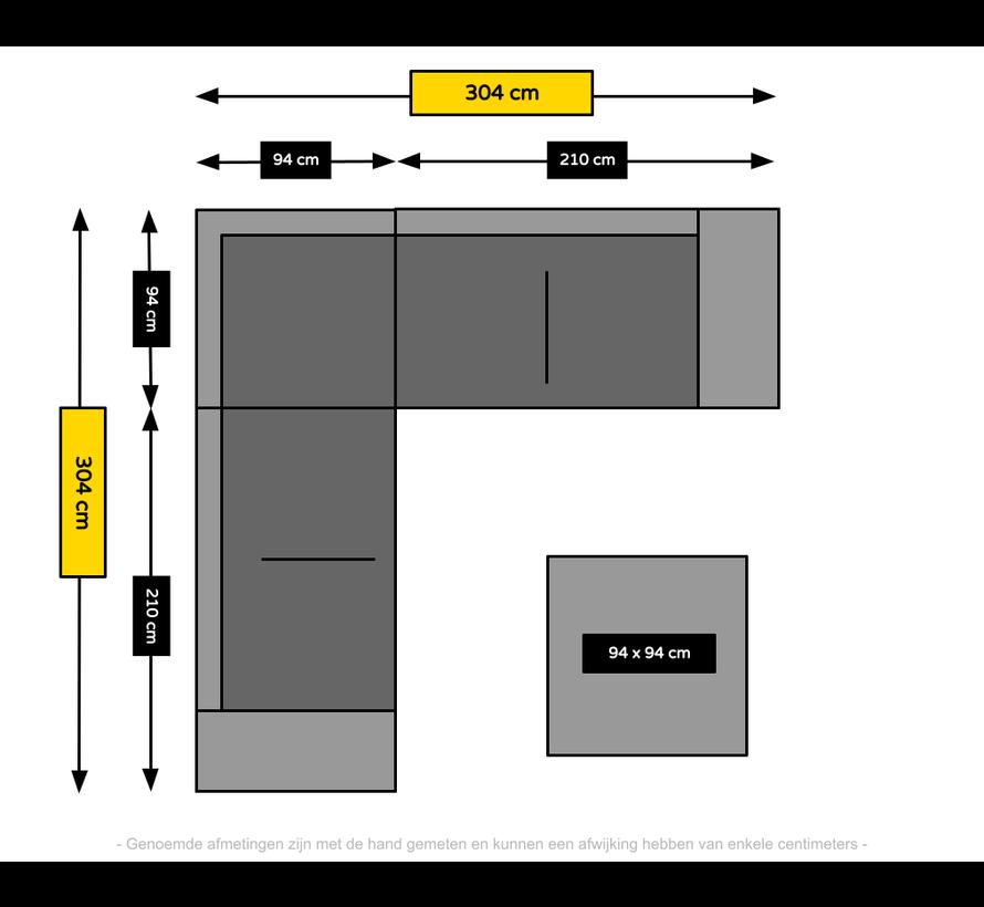 Nogaro loungeset PH15-12MM MISTY GREY / 239