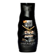 Body-X Fuze Body & Hair Wash 300ml Energy