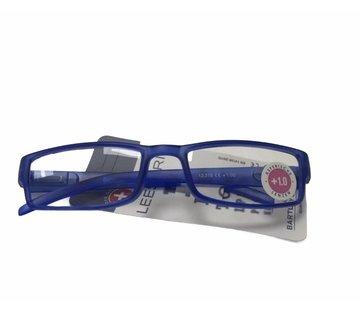 Blauwe leesbril | Leessterkte 1.00