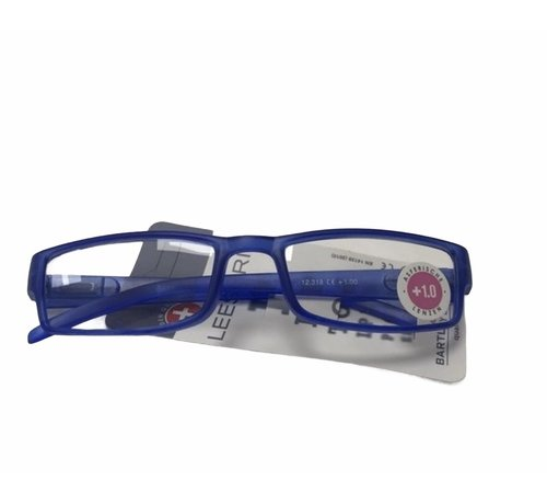 Blue Reading Glasses | Read Strength 1:00