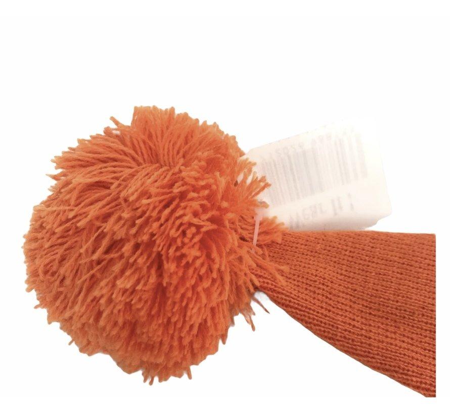 Oranje Holland muts 100 cm | Holland