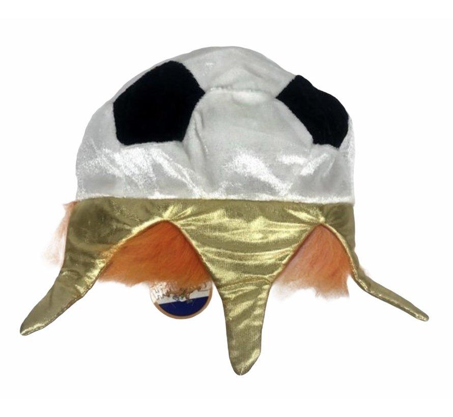 Oranje Voetbal Kroon/Hoed